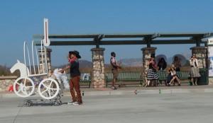 Bus stop Trolley Dances