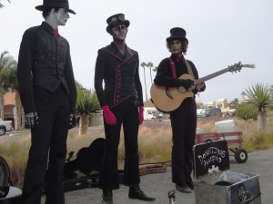 STeam Powered Giraffe Band
