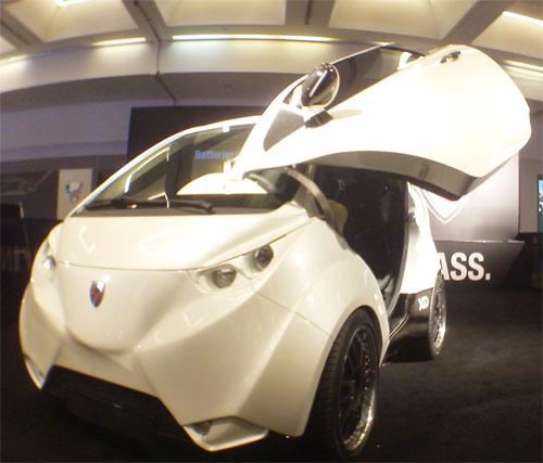 Doking XD LA Car Show