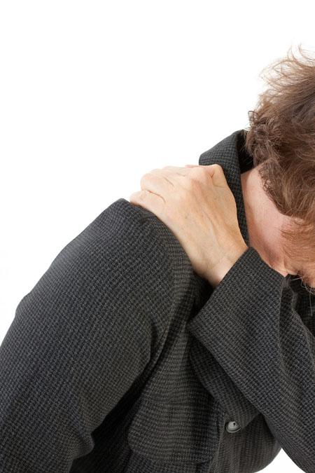 shoulder pain, tech neck