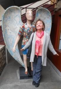 Elaine & the travel angel