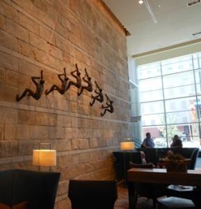 Denver Hotel Lobby