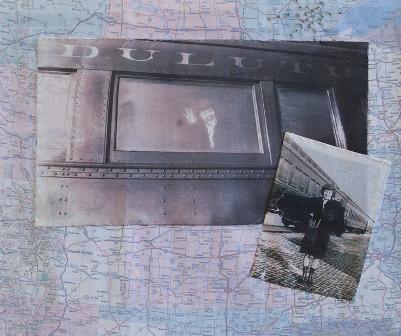 Taking the train – A west coast rail romance