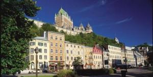 Quebec City Scene