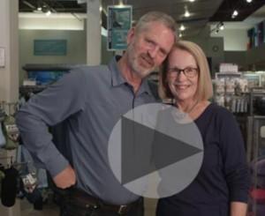 Bill and Joan Arrow