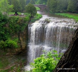 Spencer Falls, Hamilton, Ontario