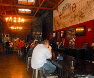 Mission BreweryTasting Room