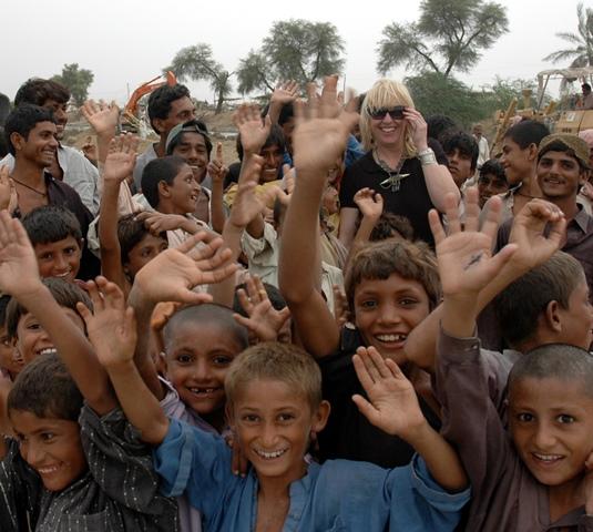 Linda Cruse Humanitarian