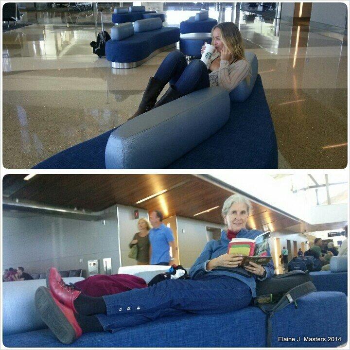 airport stress relief, travel stress, trip wellness