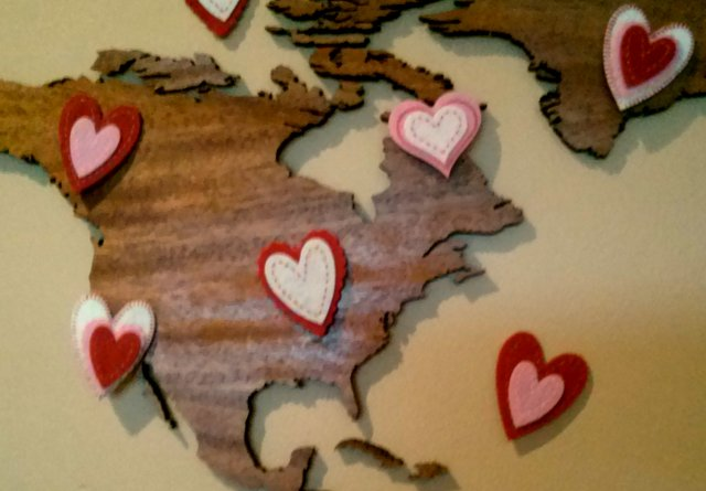 Wandering hearts – Making a long distance relationship work