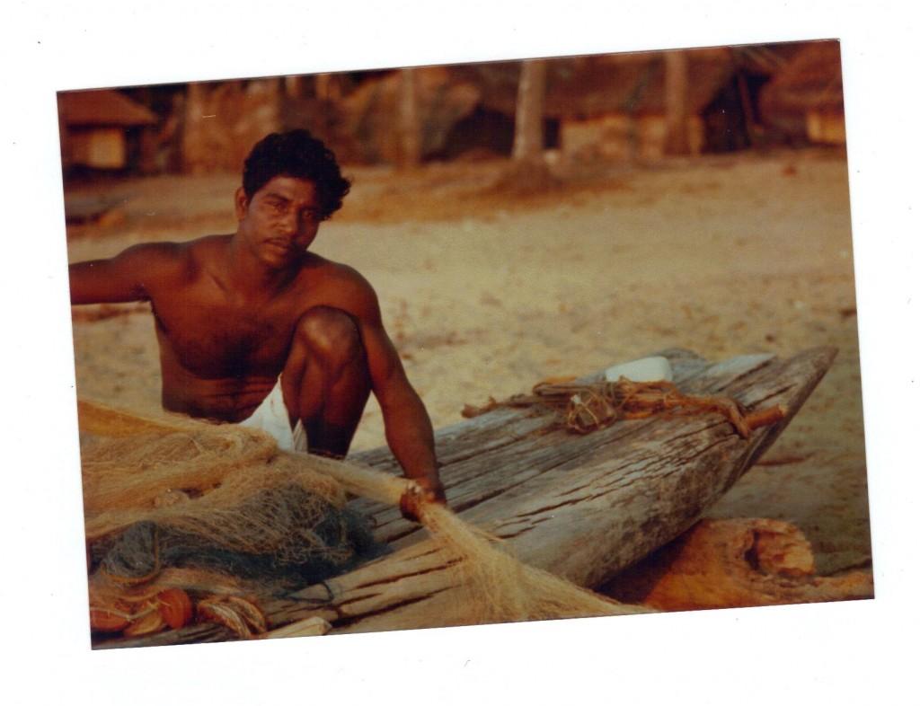 Village fisherman - Sri Lanka, world travelist, trip wellness