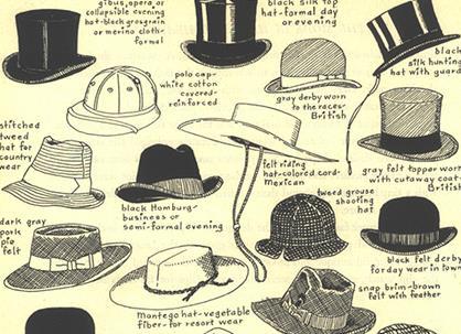 historical hats, trip wellness