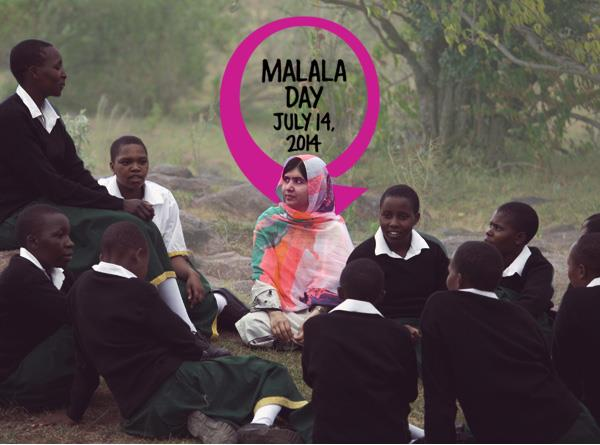 Malala Day – Stand with #StrongerThan