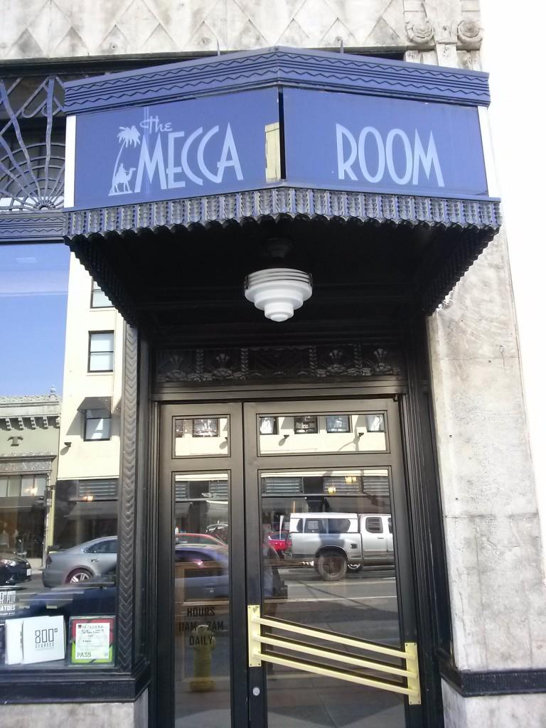 Mecca Room, Old Pasadena, trip wellness