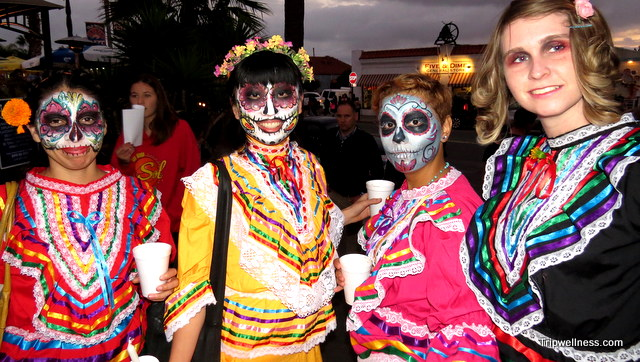 Relishing the Day of the Dead – San Diego style