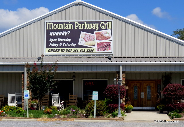 Mountain Parkway Grill, Trip Wellness