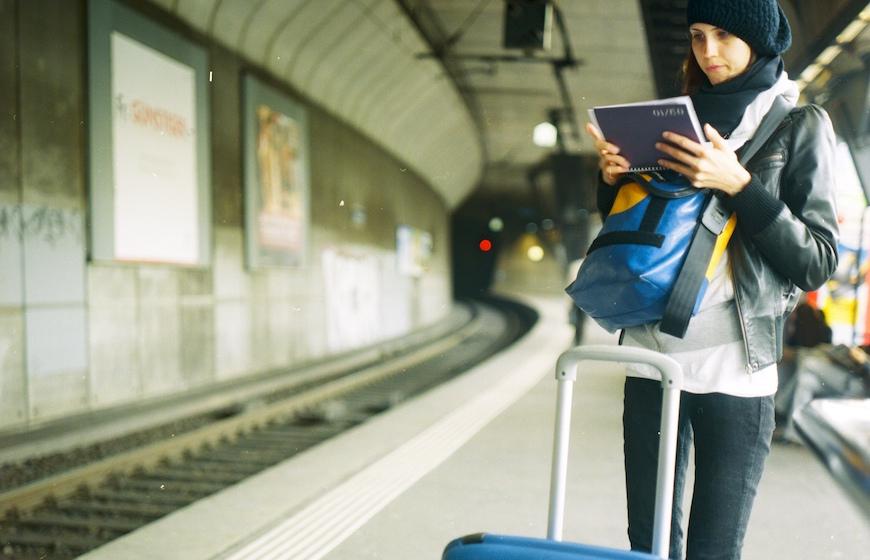 Travel purses, trip wellness