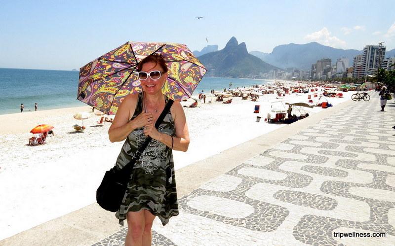 ipanema, rio de janeiro, trip wellness