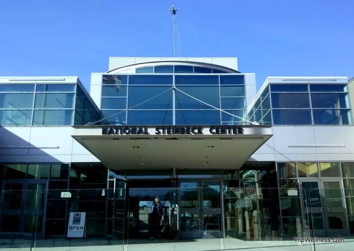 John Steinbeck Center, trip wellness