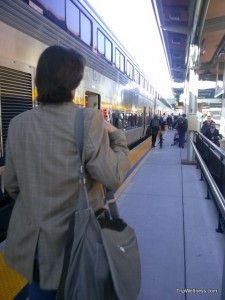 train station, Capitol Corridor, tripwellness