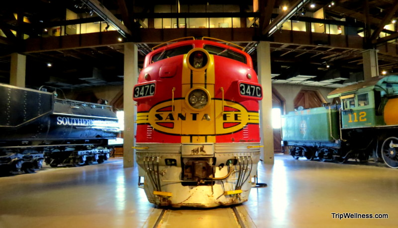 Train time – The Capitol Corridor to California's Train Museum