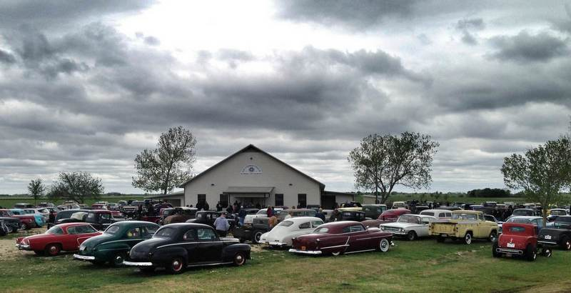 Hot rod culture in Austin – The Lonestar Round Up
