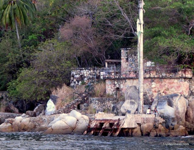 Site of the 'Night of the Iguanas,' the John Huston film. Boutique hotels in Puerto Vallarta. Tripwellness