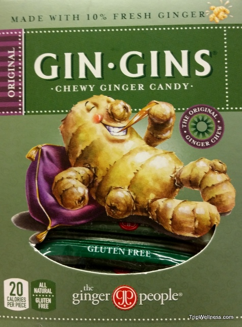 Gin Gins Candy