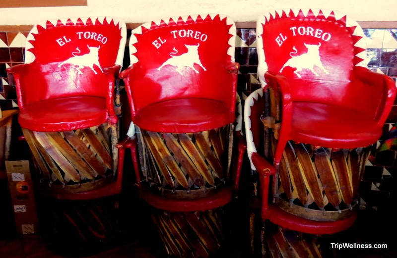 Tlaquepaque chairs