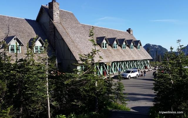 Mt. Rainier Paradise Inn