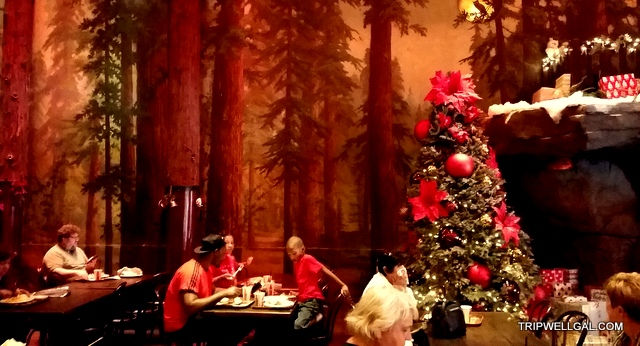 clifton's cafeteria dining room