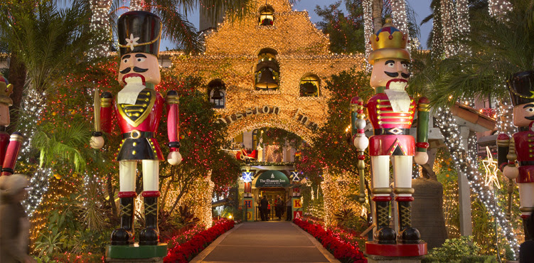 Holiday lights shows in Southern California – Five worth the drive