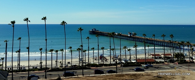 A California beach adventure in Oceanside
