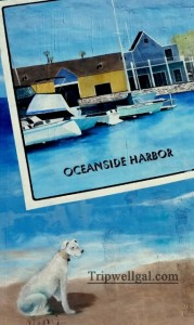 Oceanside murals are part of your California beach adventure