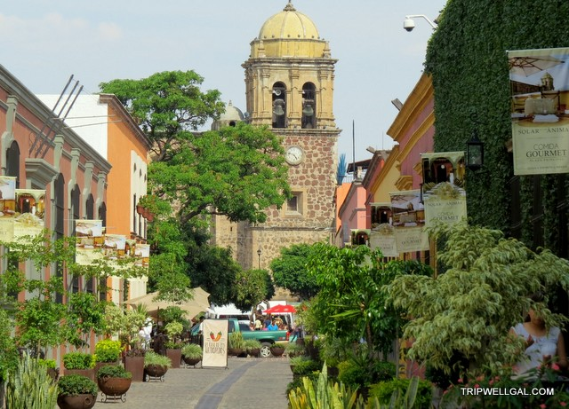 In the Unesco town on the Tequila Trail