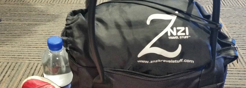 znzi travel pillow on the go