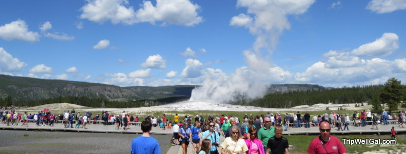 Dangerous beauty – Yellowstone Park safety tips