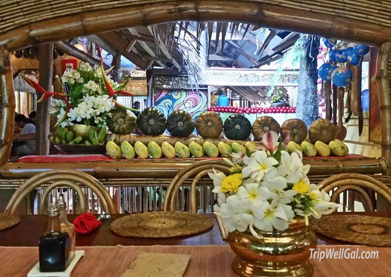 A glimpse inside Kalui, Puerto Princesa