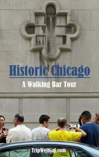 Historic Chicago bar tour and pub crawl