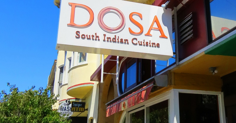 dosa local food san francisco