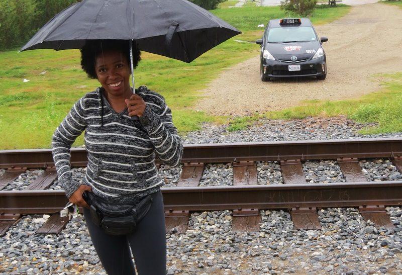 Leann, Hurricane Katrina survivor and our guide