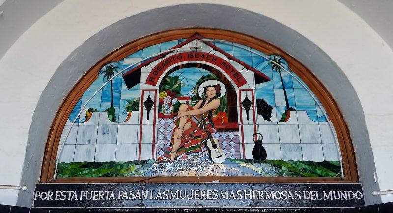 Visit Rosarita Senorita Archway