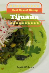 Best food in Tijuana Telephonica Gastro Park