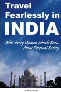 Safe travels in India with this book