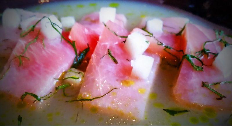 Laminados dish at Lena Brava