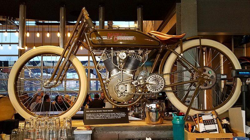 Motor bar bike Harley Davidson