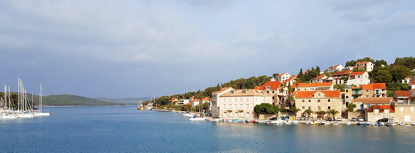 Cruising Croatia Islands – Surrendering to the wind