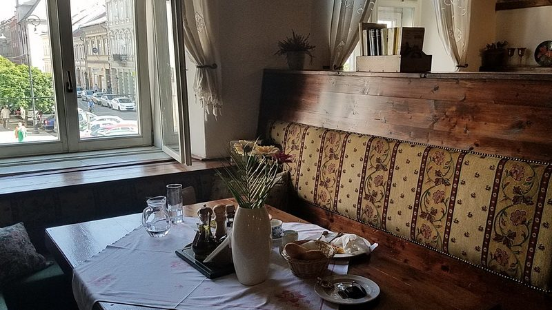breakfast villa regia kosice