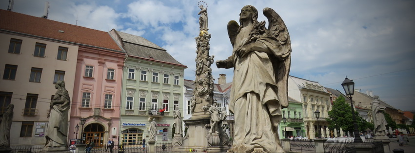 Central Kosice offers many things to do and see