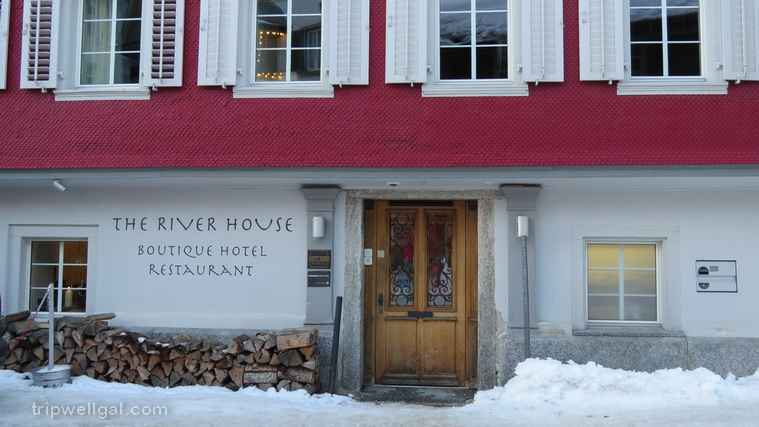 Riverside Inn in Andermatt